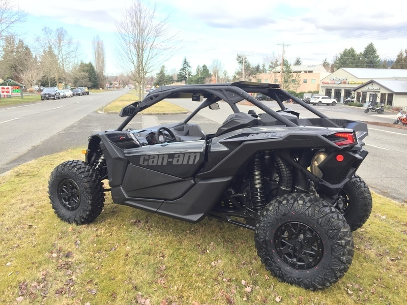 can am maverick x3 x ds motorcycles for sale in washington. Black Bedroom Furniture Sets. Home Design Ideas