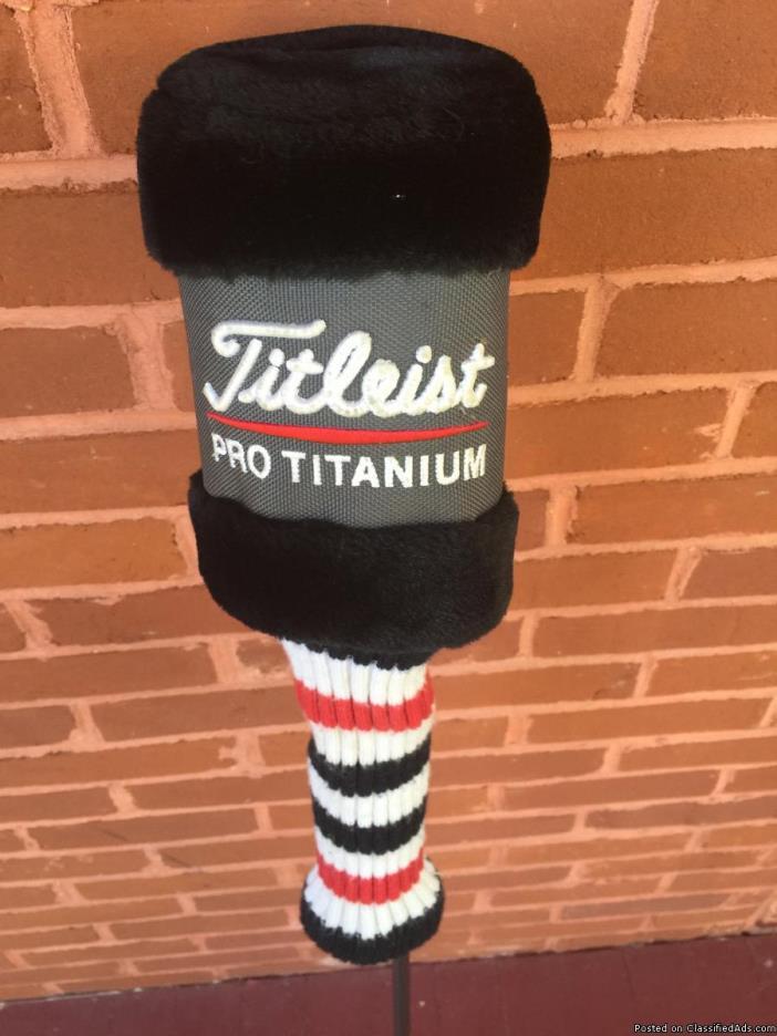 Titleist Pro Titanium Driver