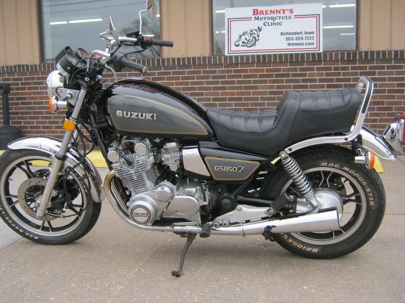 1982 Suzuki GS850L