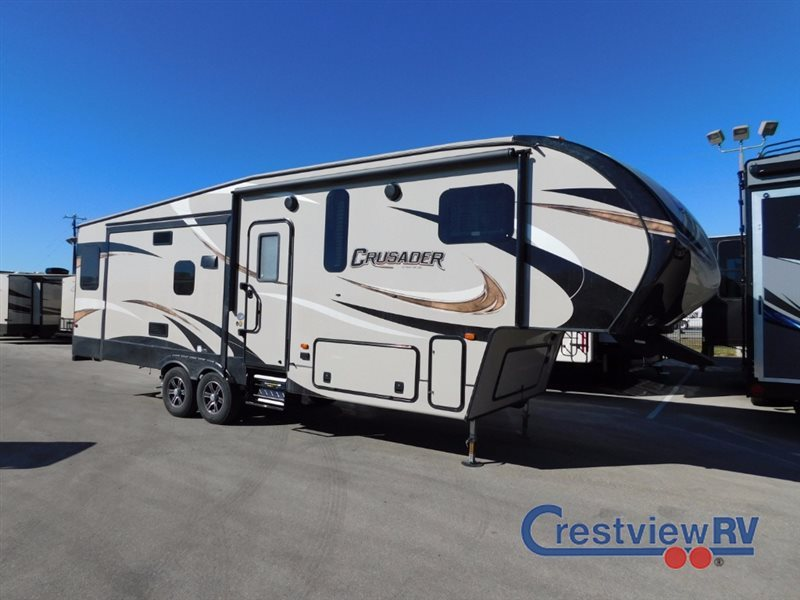 2017 Prime Time Rv Crusader 295RST