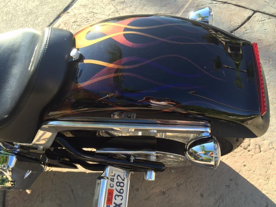 2001 Big Dog Motorcycles MASTIFF