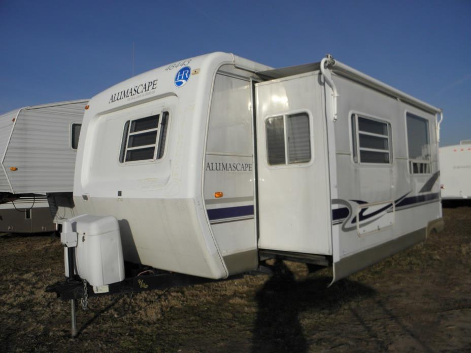 2002 Holiday Rambler Holiday Rambler Alumascape 28FL