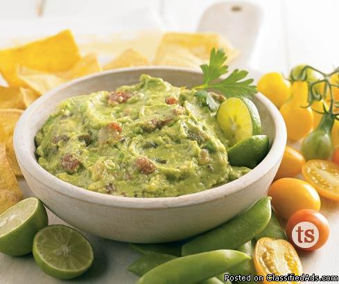 Guacamole Dip Starter