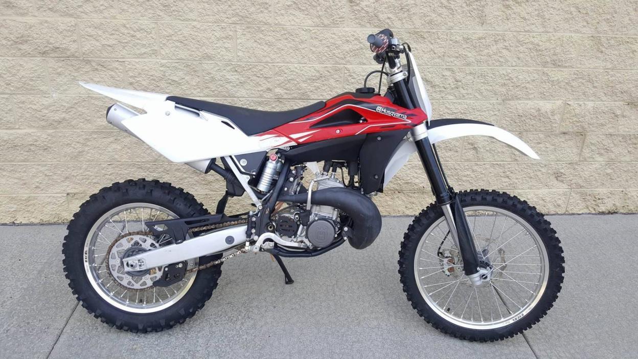 2013 Husqvarna WR 300