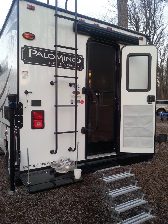 2015 Palomino BACKPACK EDITION HS-8801