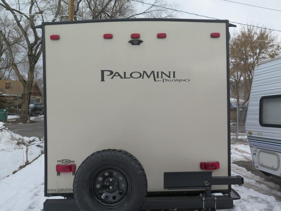 2017 Palomino Palomini 160RB