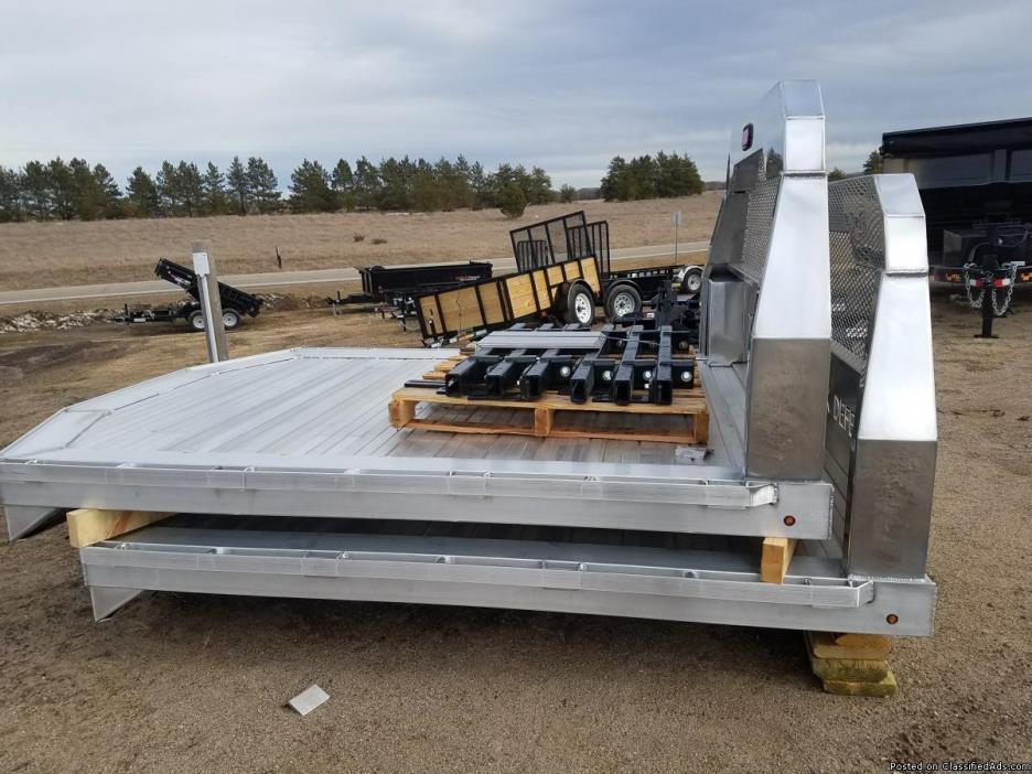 Alum Truck Bed