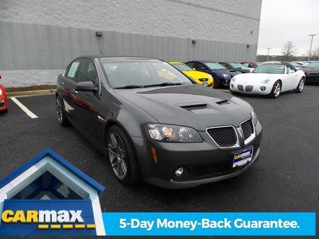 2009 pontiac g8 gt vehicles for sale for Eagle valley motors carson city nv