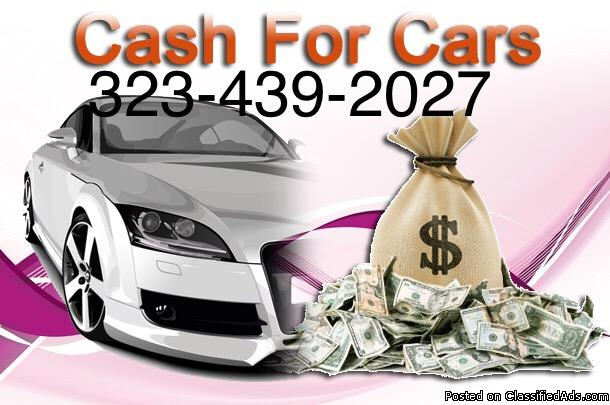 We buy yor car in less than 1 hour??