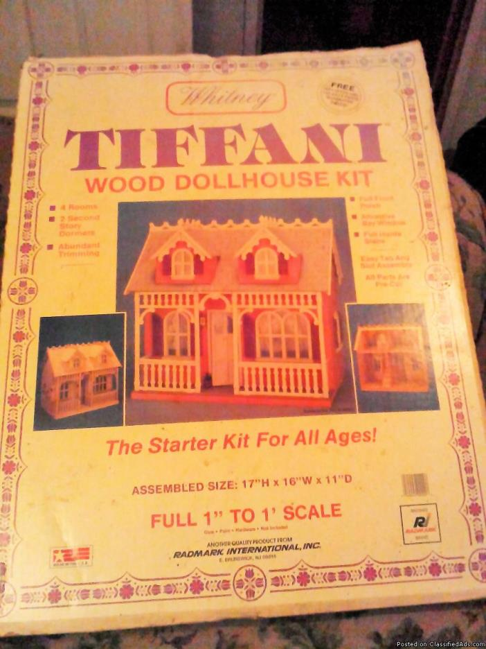 Tiffani Doll house