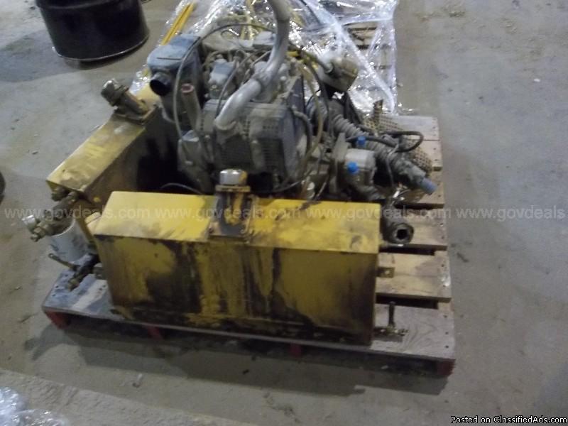 Diesel Engine-HATZ 2G40, 0