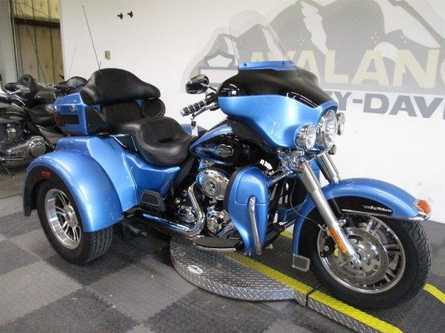 2011 Harley Davidson Trike Tri Glide Ultra Classic FLHTCUTG