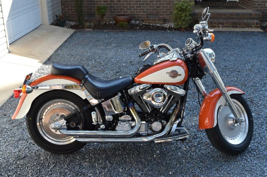1998 Harley-Davidson FAT BOY