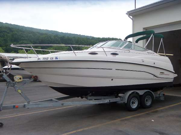 1998 Chaparral 240 SIGNATURE