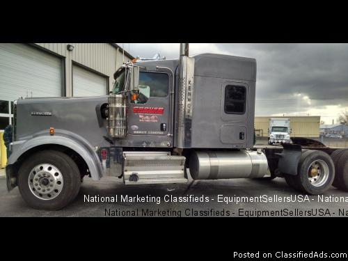 2014 KENWORTH W 900 for sale in Loweville NY