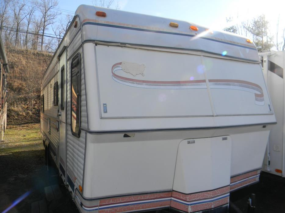 1983 Holiday Rambler AMBASSADOR