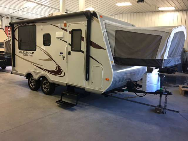 2013 Starcraft Rvs Travel Star 186RD