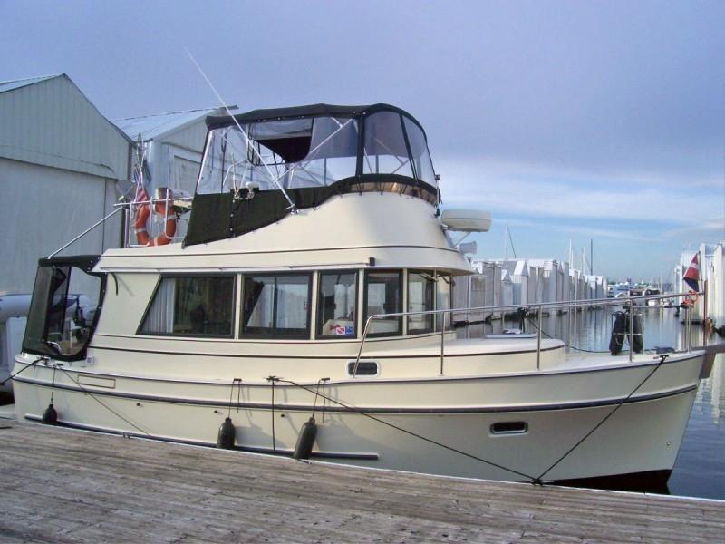 2003 Camano 31 Trawler