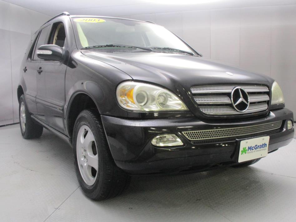 2003 mercedes ml320 cars for sale for 2003 mercedes benz ml320