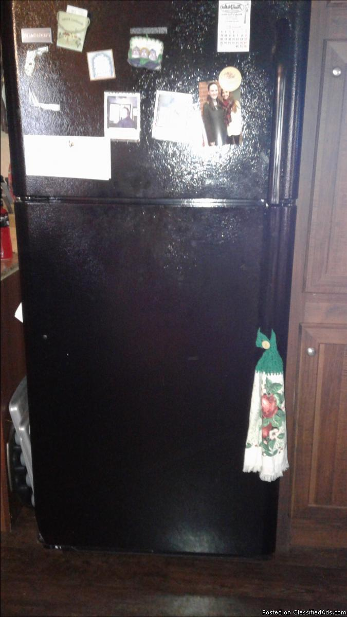 Nearly New Refrigerator For Sale