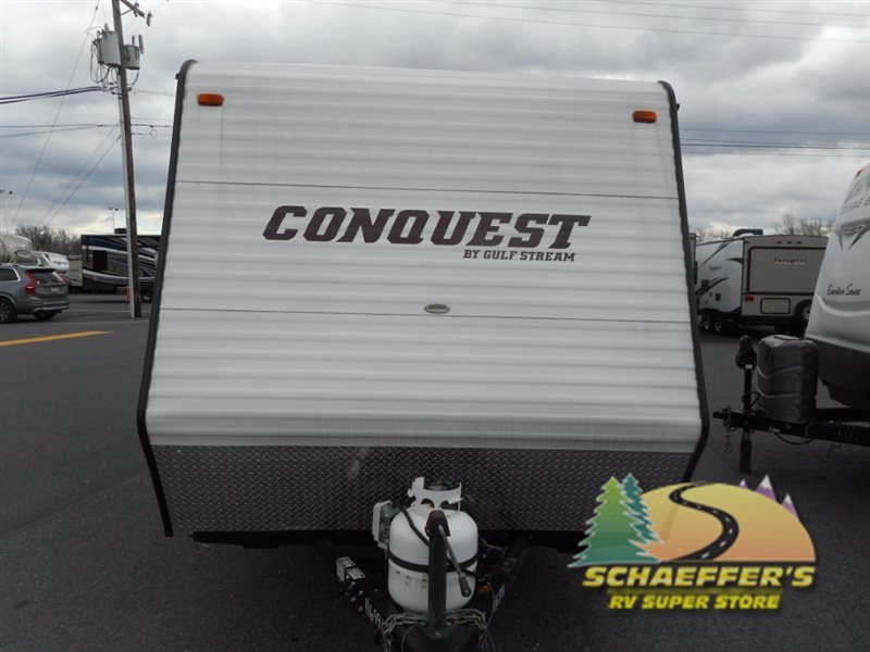 2014 Gulf Stream Rv Conquest Lite 19BHC