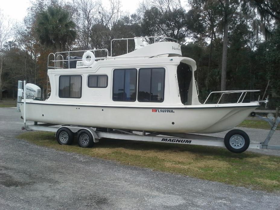 2007 Adventure Craft AC 28