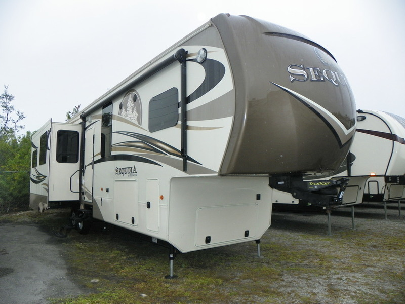 2016 Redwood Rv Sequoia SQ38HRL