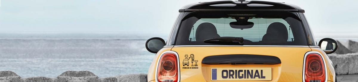 Consiga las Pegatinas avanzadas del coche en el coste razonable