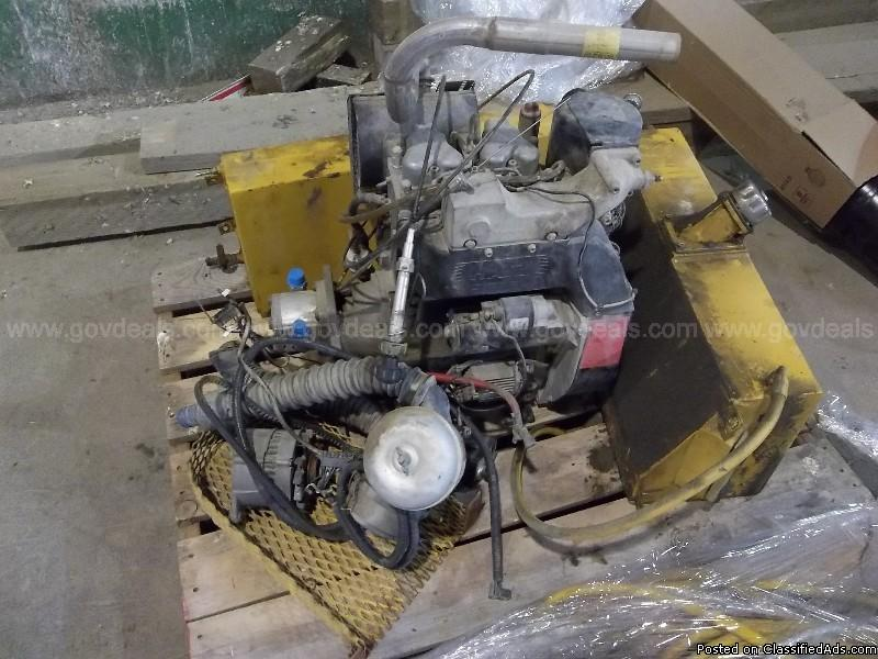 Diesel Engine-HATZ 2G40, 2