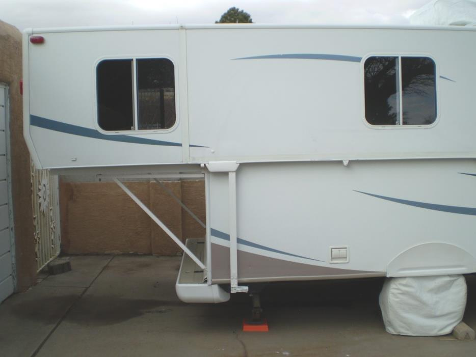 2008 Trailmanor 2720SL