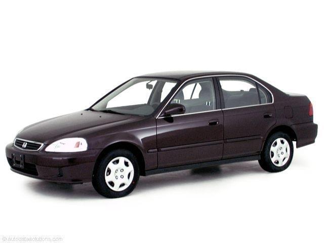 2000 Honda Civic VP