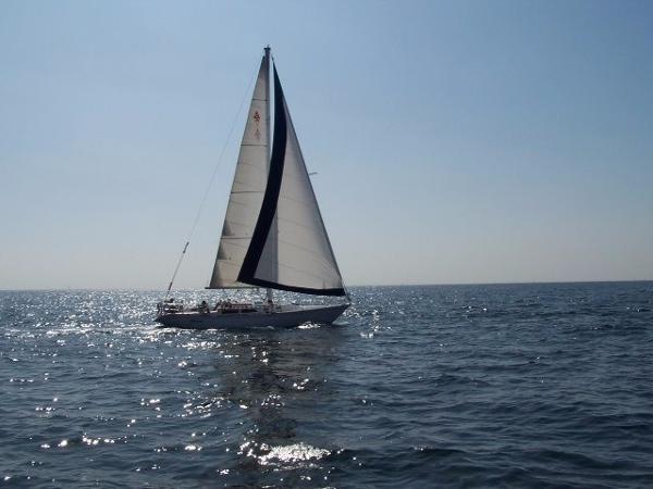 1989 Catalina 38, 2