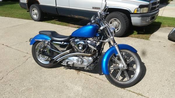 1997 Harley-Davidson SPORTSTER 1200 LOW