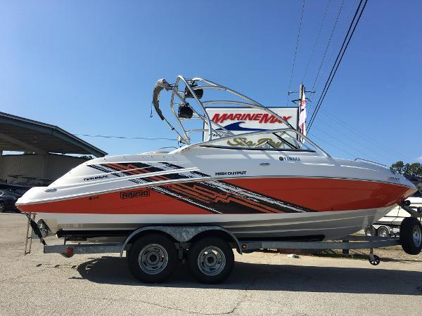 2008 Yamaha Ar230 Boats For Sale