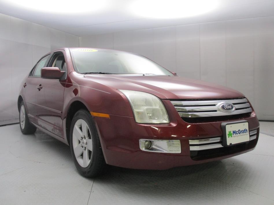 2006 ford fusion i4 se cars for sale. Black Bedroom Furniture Sets. Home Design Ideas