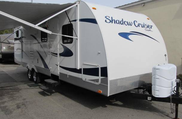 2012 Cruiser Shadow Cruiser 280QBS
