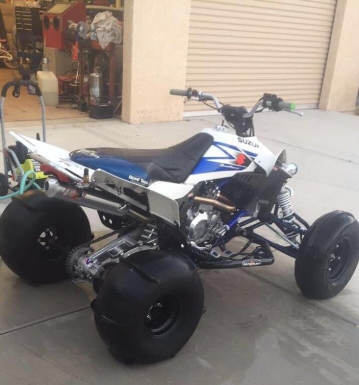 Suzuki Quadracer Lt R 450 motorcycles for sale in Nevada