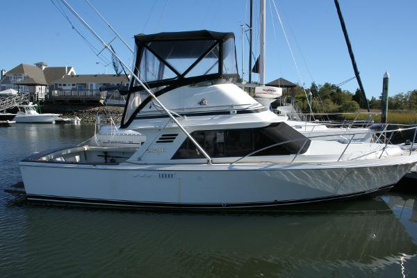 1989 Blackfin 29 Flybridge