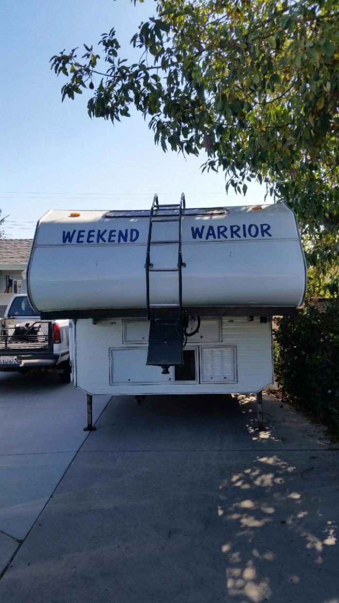 1995 Weekend Warrior 30