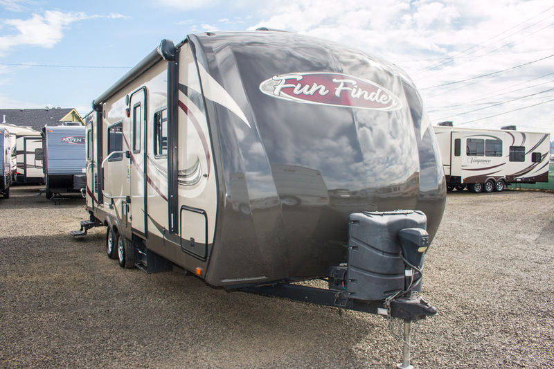 2013 Cruiser Rv Fun Finder X X-244RBS