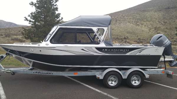 2017 Duckworth 215 Navigator SE
