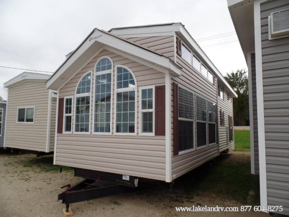 Kropf island super loft 4787a rvs for sale for Loft rv