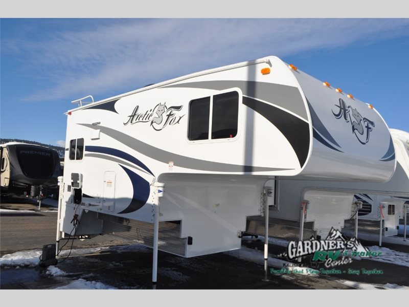 2017 Northwood Arctic Fox Camper 992 Dry Bath