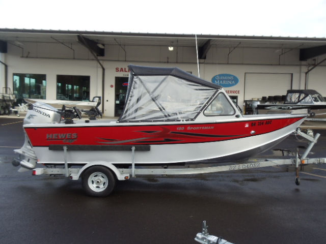 Hewescraft boats for sale in eugene oregon for Yamaha eugene or