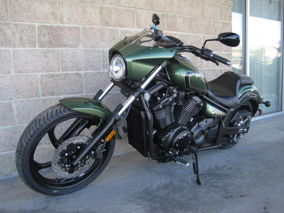 Yamaha stryker motorcycles for sale in colorado for Yamaha stryker bullet cowl for sale