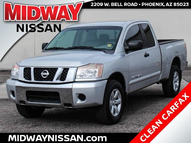 nissan titan 2008 5 arizona cars for sale. Black Bedroom Furniture Sets. Home Design Ideas