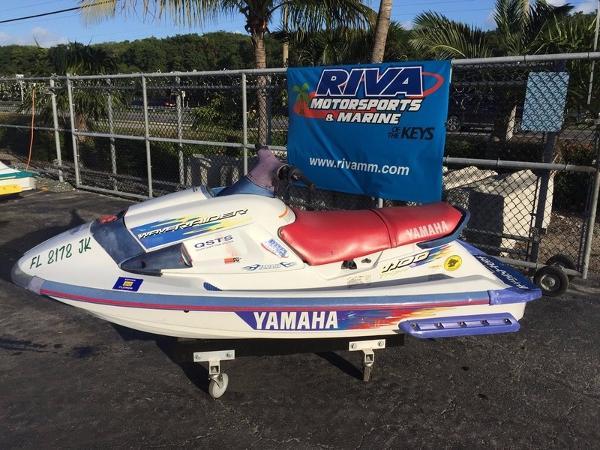 1995 Yamaha WaveRaider 1100