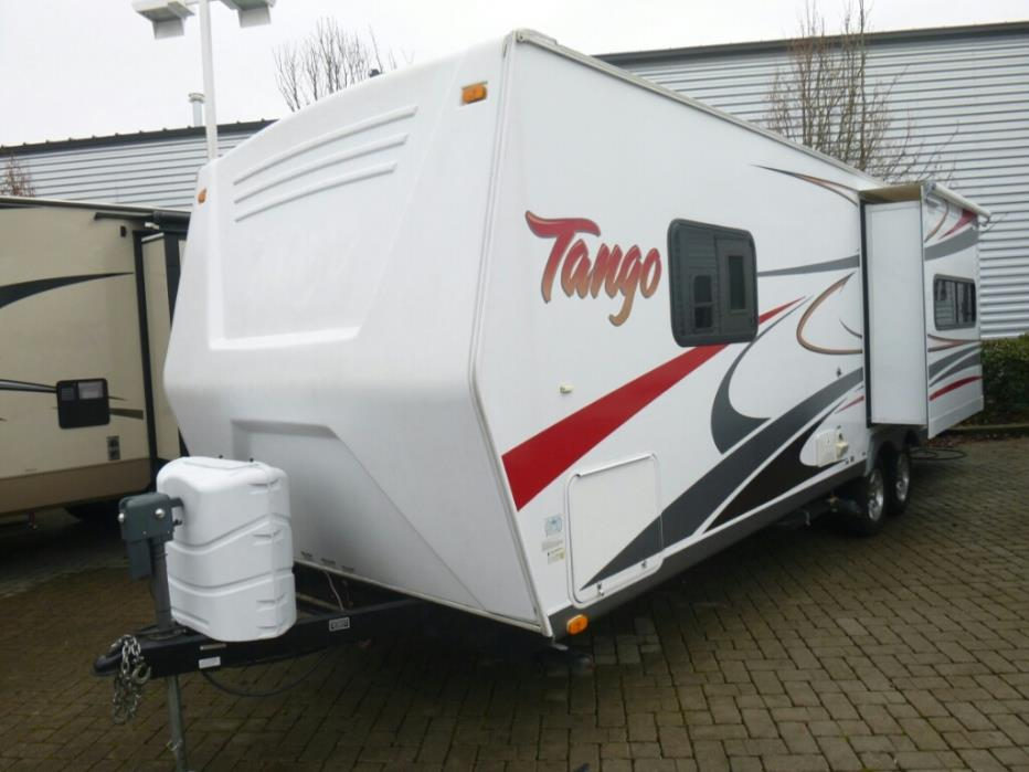2010 Pacific Coachworks Tango 256 RKS