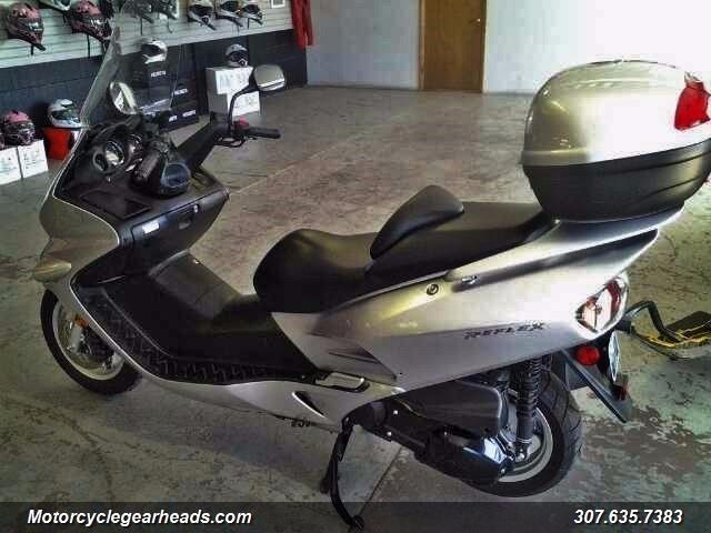 2007 Honda REFLEX 250