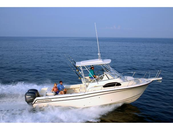 2007 Grady-White Sailfish 282, 0